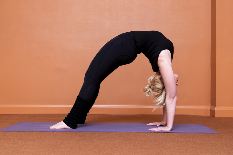 Pose of the Week: Urdhva Dhanurasana