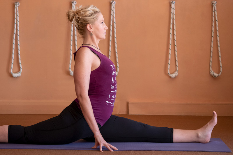 Pose of the Week: Hanumanasana