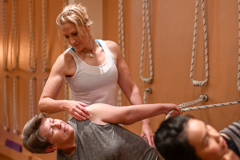 Iyengar Yoga Teacher Training at Yoga Path
