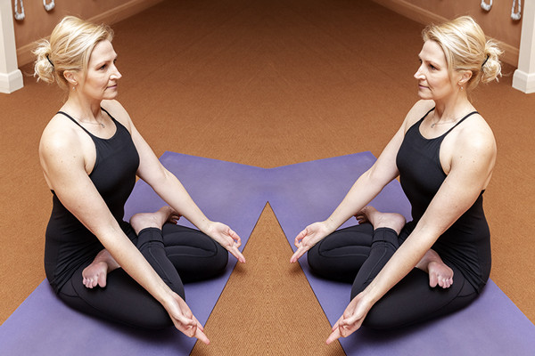 Pose of the Week: Padmasana