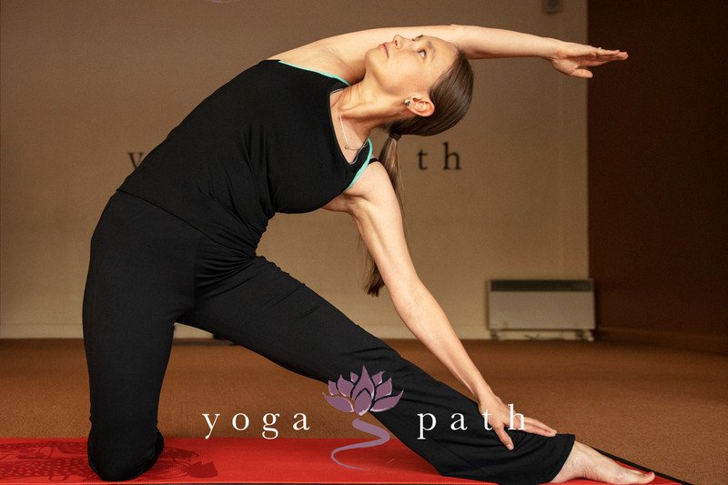 Pose of the Week: Parighasana