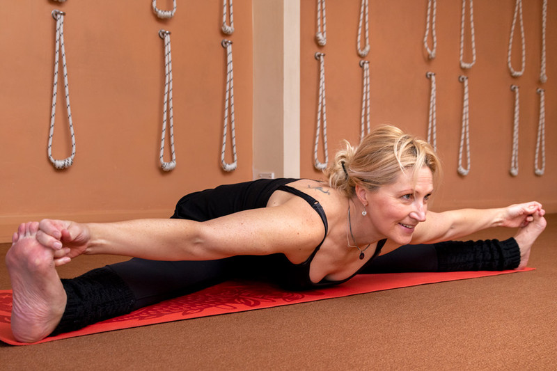 Pose of the Week: Upavista Konasana